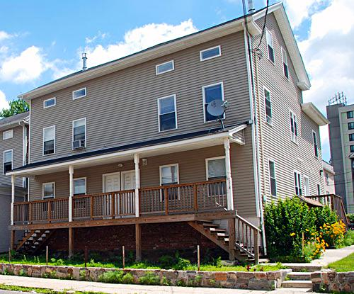Recovery Network of Program's Seaview Apartments